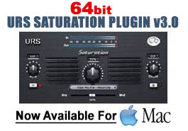 urs saturation plugin